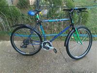 Bicikleta ne gjendje  te  rregullt
