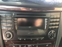 Kasetofon per mercedes E-CLASS 2003