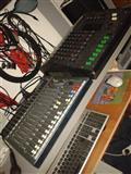 2 mikseta dynacord dhe sound craft