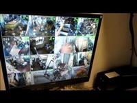 Kamera dhe Alarma Sigurie  kamera HD