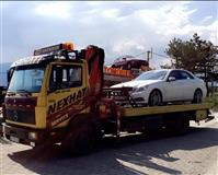 Auto shlep Marimang kran 24h