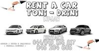Rent a Car Toni Drini