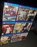 PS4 cd lojëra Playstation4 - 30€
