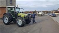 Traktor HURLIMANN XB-95 -04 4X4 I SHITUR