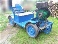 Makine per prerjen e drurve