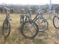 bicikleta te  ardhura nga CH