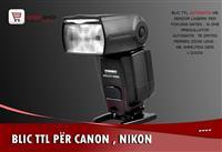 BLIC TTL AUTOMATIK per CANON, Nikon etj, - I RI