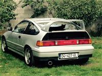 Honda Crx 1988