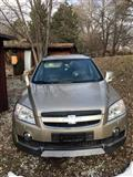Shes chevrolet captiva minivan
