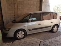 Renault espace 1.9 dci 6 shpejtsi