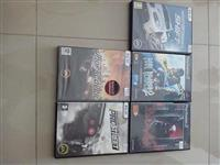 CD per XBOX 360  ,  Playstation 2 3 ,  PC