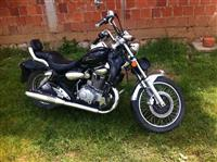 SHES MOTOR HARLY KYMCO 125cc
