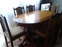 Tavolina e treperzaris 130 euro