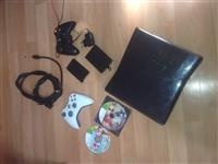 Xbox 360 Slim Black i zi 250GB HDD