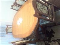 tavolina me 6 karrige