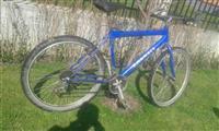 Shes Bicikleten e Ardhur nga Gjermania
