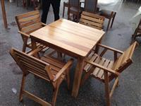 Shes tavolina per restorante dhe kafiteri