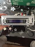 Kasetofon per vetura cd usb memory kart qip