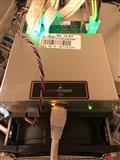 Bitmain Antminer S9 13.5TH / s + PSU 180 ditë