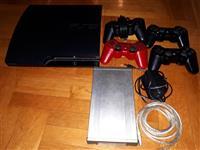 Playstation 3 + External Harddisk