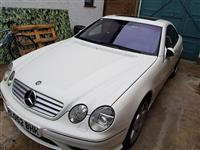 Mercedes Benz cl55 AMG