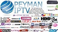 IPTV PEYMAN 1300 KANALE HD ME CILSI DHE KUALITET