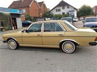 Mercedes E 230 AUTOMATIK 1980
