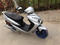 Shes sym 125 cc