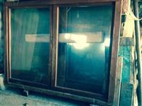 4 dritare te medha. Cmimi i volitshem