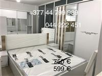 dhoma gjumi 550 €  vib +377  44 799 989