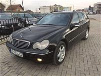 Mercedes c220 viti 2001 rks 10 muaj dizel