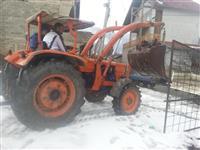 Shes fiatin traktor
