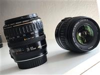Canon 28-105mm  f/4-5.6 +18-55mm f/3.5-5.6 IS II