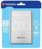 VERBATIM 500gb & 1TB External HDD - Hardisk