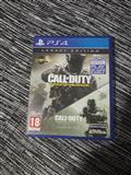 Call of Duty Infinite Warfare&Modern Warfare