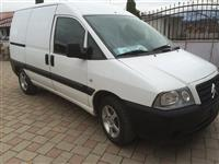 shes citroen jumpy 20 htd 2006