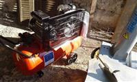 Kompresor i vulkanizerska masina