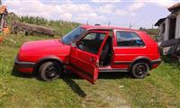 VW Golf 2 shum i mir