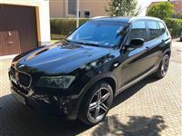Shitet BMW X3 2.0 M Paket -2013