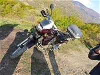 Motorr kawasaki 500 kubik twinturbo