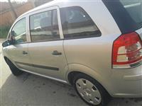 Opel zafira 1.7