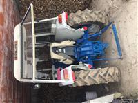 Sheitet traktorri ford 3600