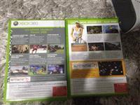 Xbox 360 - me te gjitha paisjet