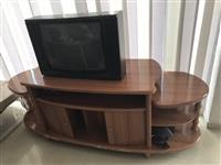 Komod me tv dhe tavolin