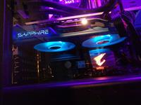 Saphire RX580 N+ Special Edition 8GBddr5 1430MHz