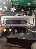 Kasetofon me CD Memory Kart qip USB