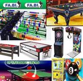 Fliper Fabi Boxer Boks piakdo Bilardo Ping Pong