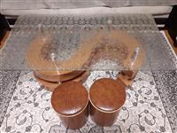 tavolin  per sallon