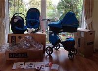 Stokke Xplory V4 Complete Set Baby Stroller