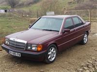 shes Mercedes 190 automatik meklim